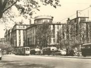 1950-es évek, Múzeum körút, 8., 7., és 5. kerület