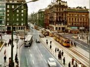 1965-1968, Rákóczi út, 5. és 8. kerület