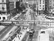 1960-as évek, Tanács (Károly) körút és Múzeum körút, 7.és 5. kerület