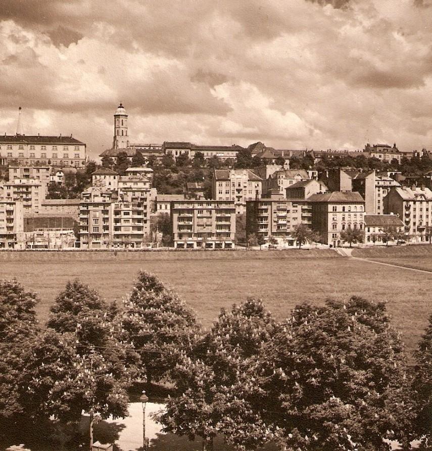 1920-as évek, Attila körút (Attila út), 1. kerület