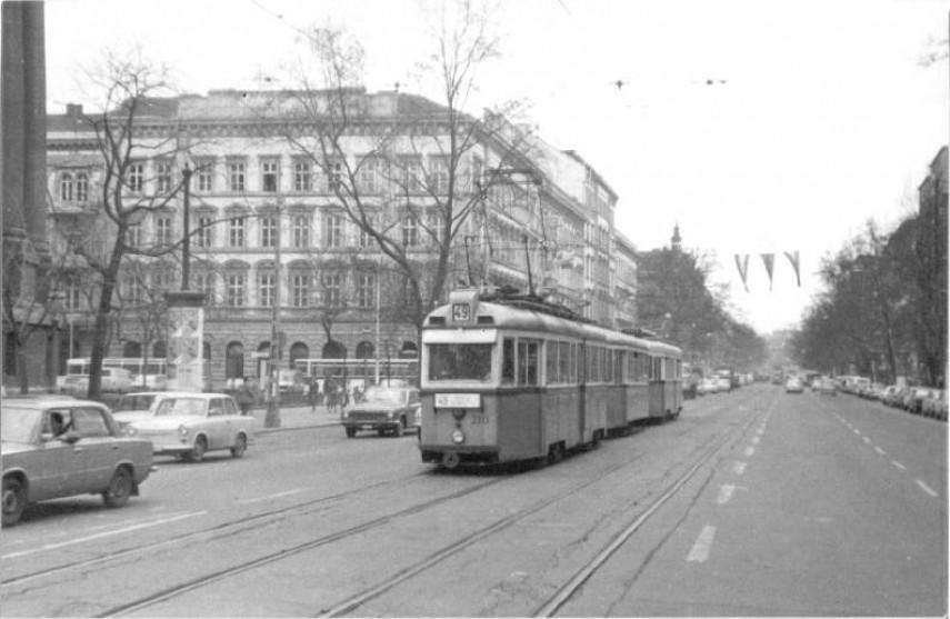 1978, Bajcsy-Zsilinszky út, 5. kerület