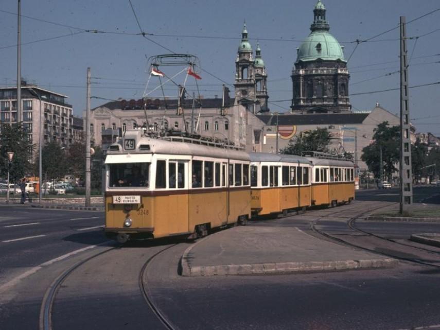 1978, Deák tér, 5.kerület