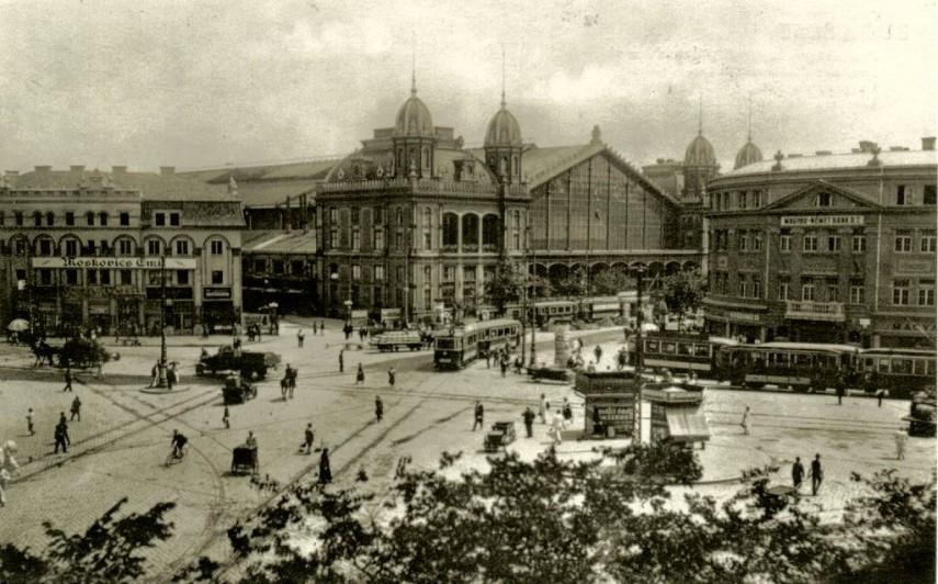 1920-1930, Berlini tér, 6. kerület