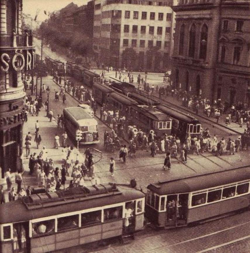 1959, Blaha Lujza tér, 8. kerület