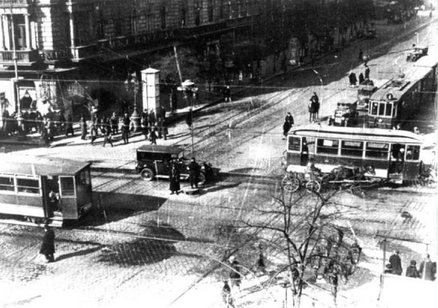 1926-1930, Rákóczi út, 7. kerület