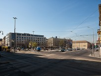 1960-1964, Blaha Lujza tér...2013-ban, 8. kerület