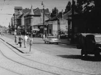 1960, táján Bosnyák tér, 14. kerület