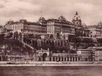 Vár és környéke, A budai vár és környéke 1930, 1. kerület