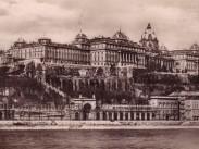 A budai vár és környéke 1930, 1. kerület