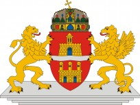 1990-től Budapest címere