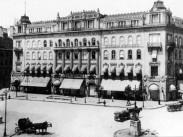 1895-1910, Gizella tér , 5. kerület