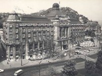 1971, A  Szent Gellért tér, 11. kerület