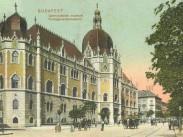 1908, Üllői út, Iparművészeti múzeum 9. kerület