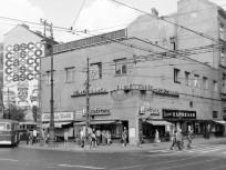 1972, Calvin (Kálvin) tér az Üllői útnál, 8. kerület
