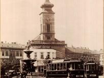 1910-1919, Kálvin tér, 9. kerület