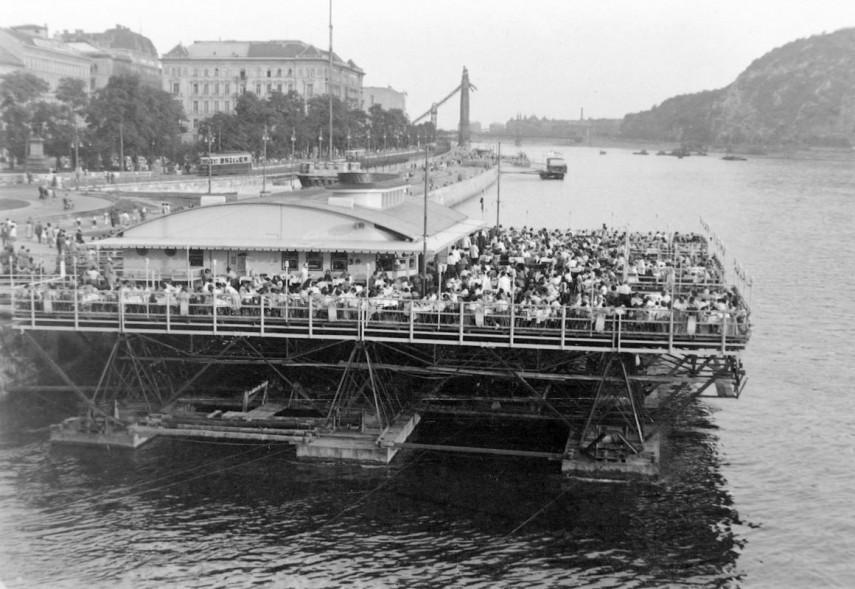 1958, Eötvös tér, 5. kerület