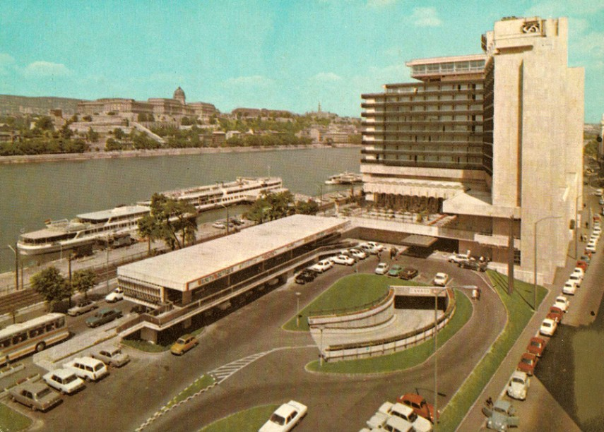 Erzsébet híd(-ak) és környékeik, V. kerület 1977, 5. kerület