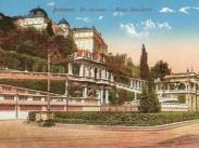 1800-as évek vége, Várkert rakpart, 1. kerület