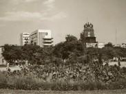 1958, Köztársaság (II. János Pál pápa) tér, 8. kerület