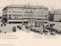 1908, Gizella tér, 4. kerület, (1950-től) 5. kerület