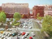 1972, Vörösmarty tér, 5. kerület