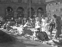 1935, Blaha Lujza tér, 8. kerület