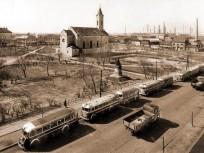 1955, Tanácsház tér (Szent Imre tér), 21. kerület