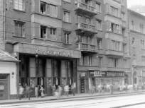 1958, Népszínház utca, Csokonai mozi, 8. kerület