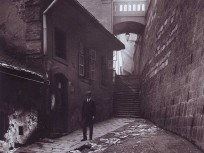 1910 körül, Csónak utca, 1. kerület