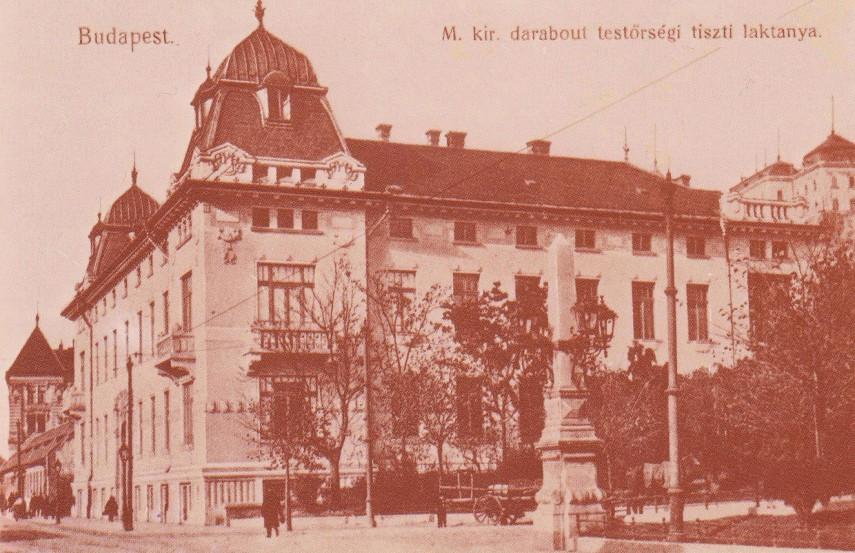 1904,  Attila körút (Attila utca), 1.  kerület