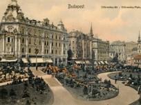 1915, Döbrentei tér, 1. kerület