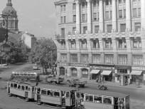 1955, Deák Ferenc tér, 5. kerület