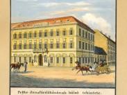 1800-as évek első fele, Kirakodó (Széchenyi István) tér 4. (1950-től 5.) kerület