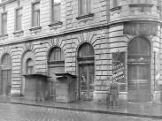 1954, Landler Jenő utca (István utca), Dózsa vendéglő, 7. kerület