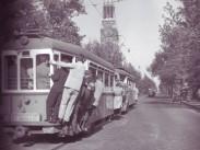 1950-es évek, Thököly út, 14.kerület