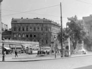 1952, Blaha Lujza tér és Rákóczi út, 8.és 7. kerület
