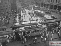 1950-es évek, Blaha Lujza tér, 8. és 7. kerület