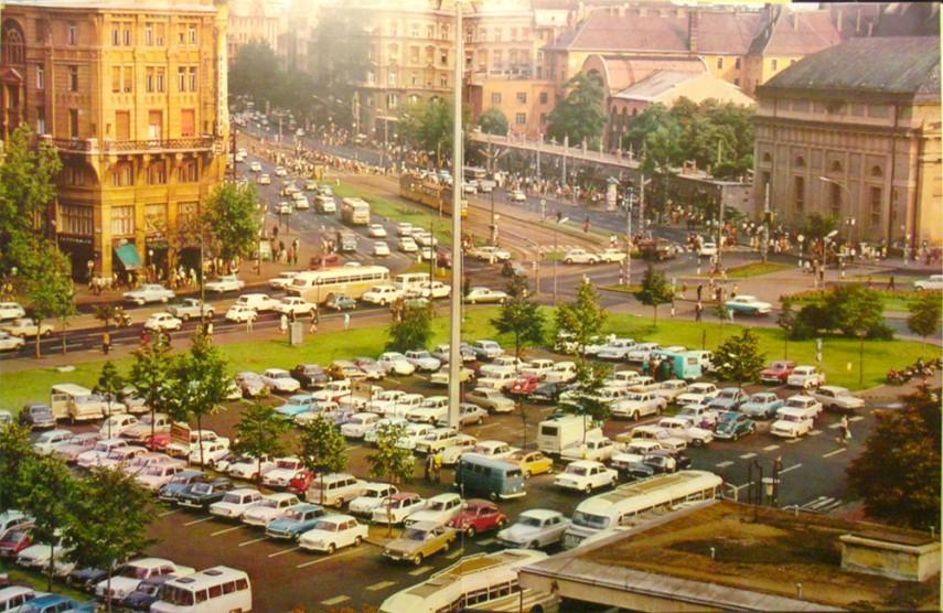 1973, Engels tér, 5. kerület