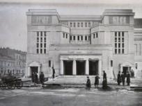 1911, Tisza Kálmán (II. János Pál pápa) tér, a Népopera, 8. kerület