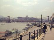 Erzsébet híd(-ak) és környékeik, Erzsébet híd 1963, 5. kerület