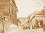 1900-as évek eleje, Ferenc tér, 9. kerület