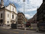 1870, Ferenciek tere, Belváros, 5. kerület...2013-ban