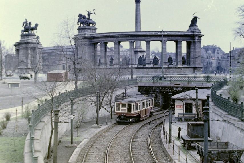 1954, Állatkerti körút,14. kerület