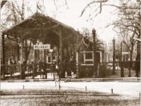 1960-as évek, a Földalatti végállomása a a Széchenyi Fürdő mellett, 14. kerület
