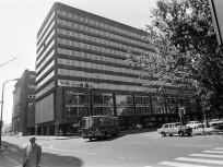 1974, Deák Ferenc utca a Vörösmarty térnél, 5. kerület
