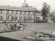 1947, Iskola (Elemi) utca, 1923-től önálló nagyközség, 1950-től 16. kerület