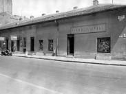 1961, Luther utca a Köztársaság (II. János Pál pápa) tér sarok, 8. kerület
