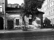 1961, Üllői út a Lenhossék utcánál, 9. kerület
