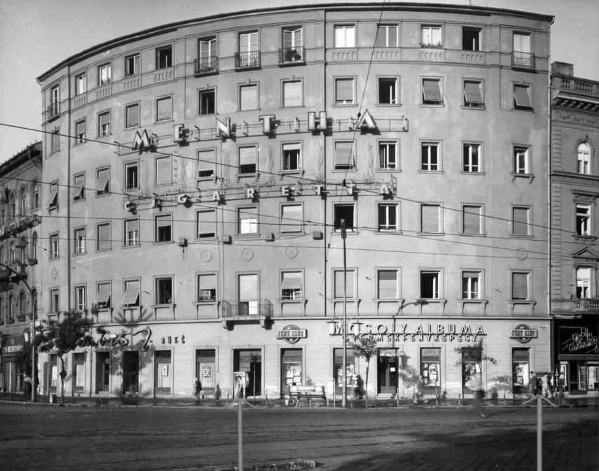 1960, Marx (Nyugati) tér, 5. kerület