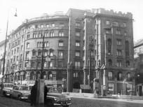 1960, Alkotás utca a Nagyenyed utcánál, 12. és 1. kerület